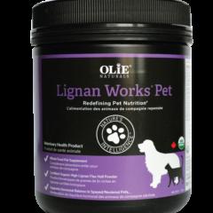 Olie Naturals Lignan Works