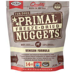 Freeze Dried Venison