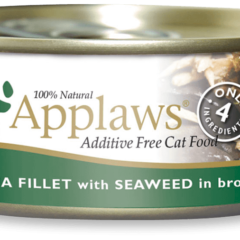 Applaws Seafood Variety Cans