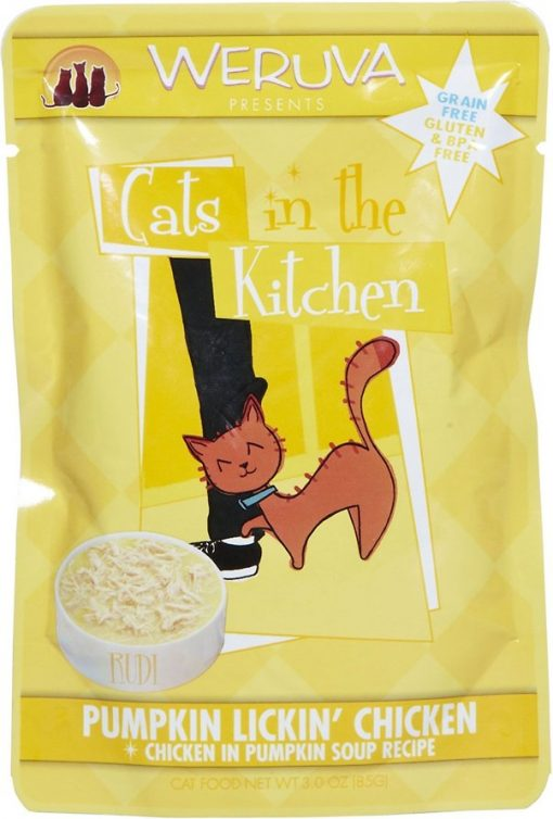 Weruva - Cats In The Kitchen Poultry Pouches