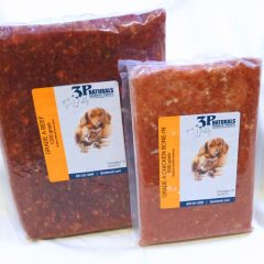 3P Naturals Beef with Organ (Dog) - $6.62/lb