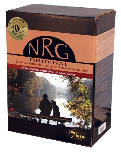 NRG Salmon Original