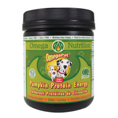 Pumpkin Protein Energy by Omega Nutrition