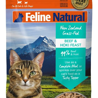Feline Natural Beef