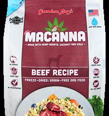 Macanna Beef Recipe