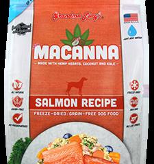 Macanna Salmon Recipe
