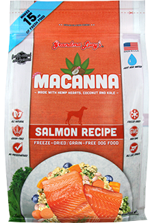 Macanna Salmon Recipe