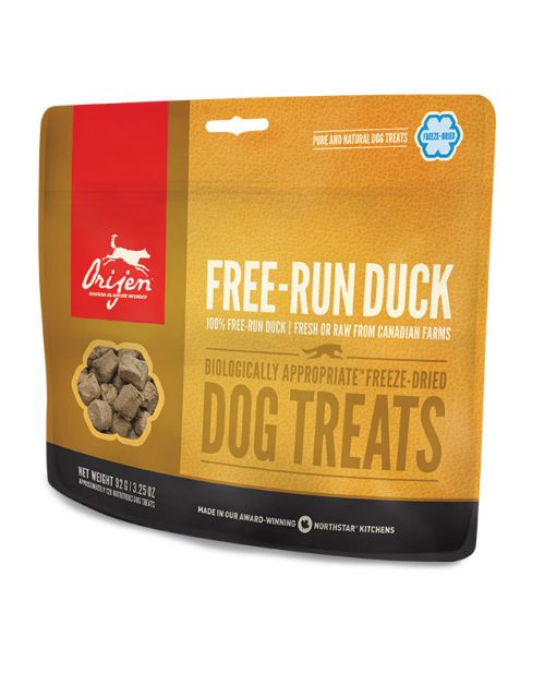 Orijen Duck Freeze-Dried Treats