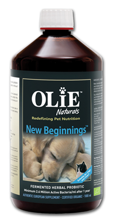 Olie Naturals Probiotic (New Beginnings)