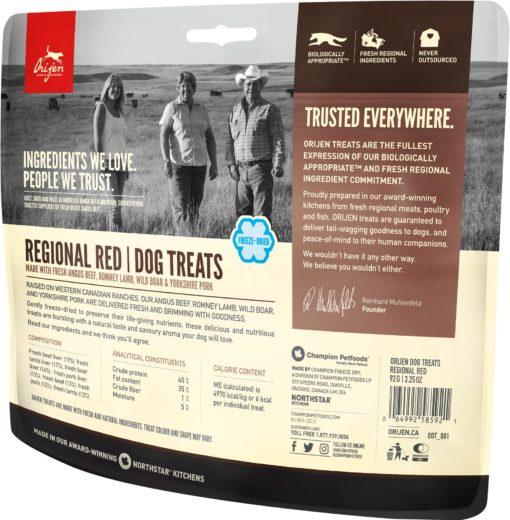 Orijen Regional Red Freeze-Dried Treats