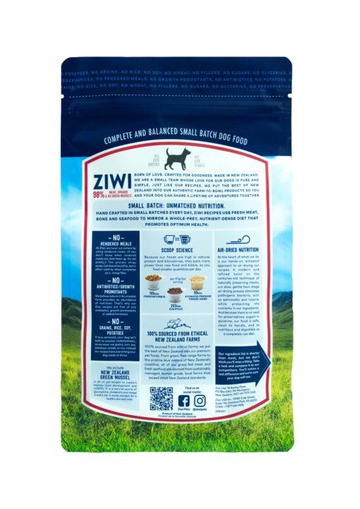 ZiwiPeak Venison Cuisine
