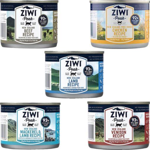Ziwi Peak Cat Cans
