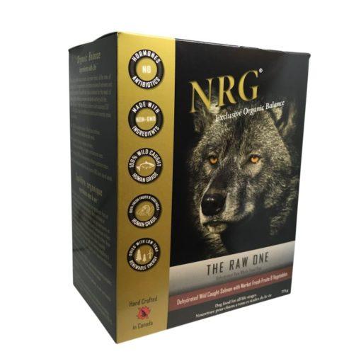 NRG RAW ONE SALMON