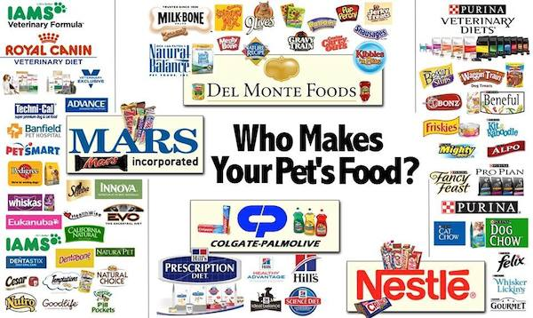who makes your pet food