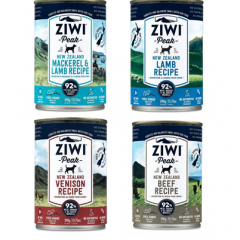ZiwiPeak Canned Dog Cuisine