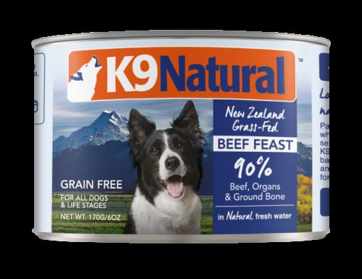 K9 Natural Beef
