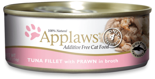 Applaws Seafood Variety Cans 156g