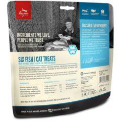 Orijen Six Fish Freeze-Dried Cat Treats