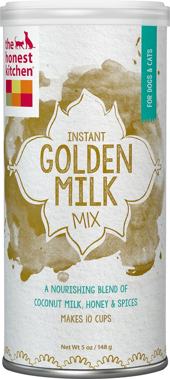 honest kitchen golden milk mix   true carnivores