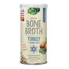 Honest Kitchen Turkey Bone Broth with Ginger