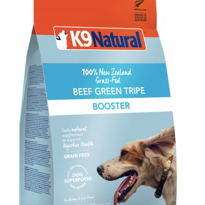 K9 Natural Beef Green Tripe