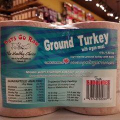 pets go raw turkey