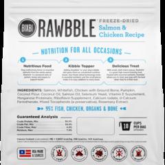 Rawbble Salmon & Chicken