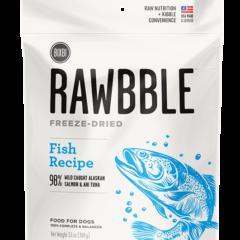 rawbble salmon
