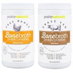 Prairie Naturals Bone Broth Protein Powder