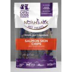 Noah's Ark Salmon Skin
