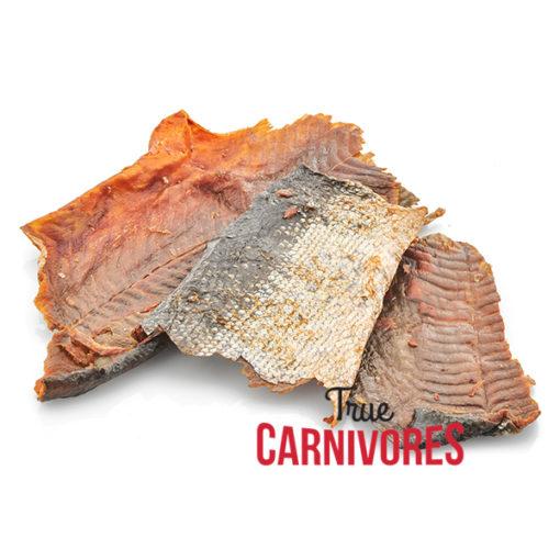 One Ingredient Salmon Jerky