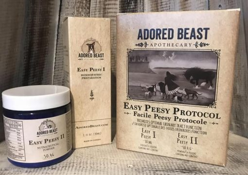 Adored Beast Easy Peesy Protocol