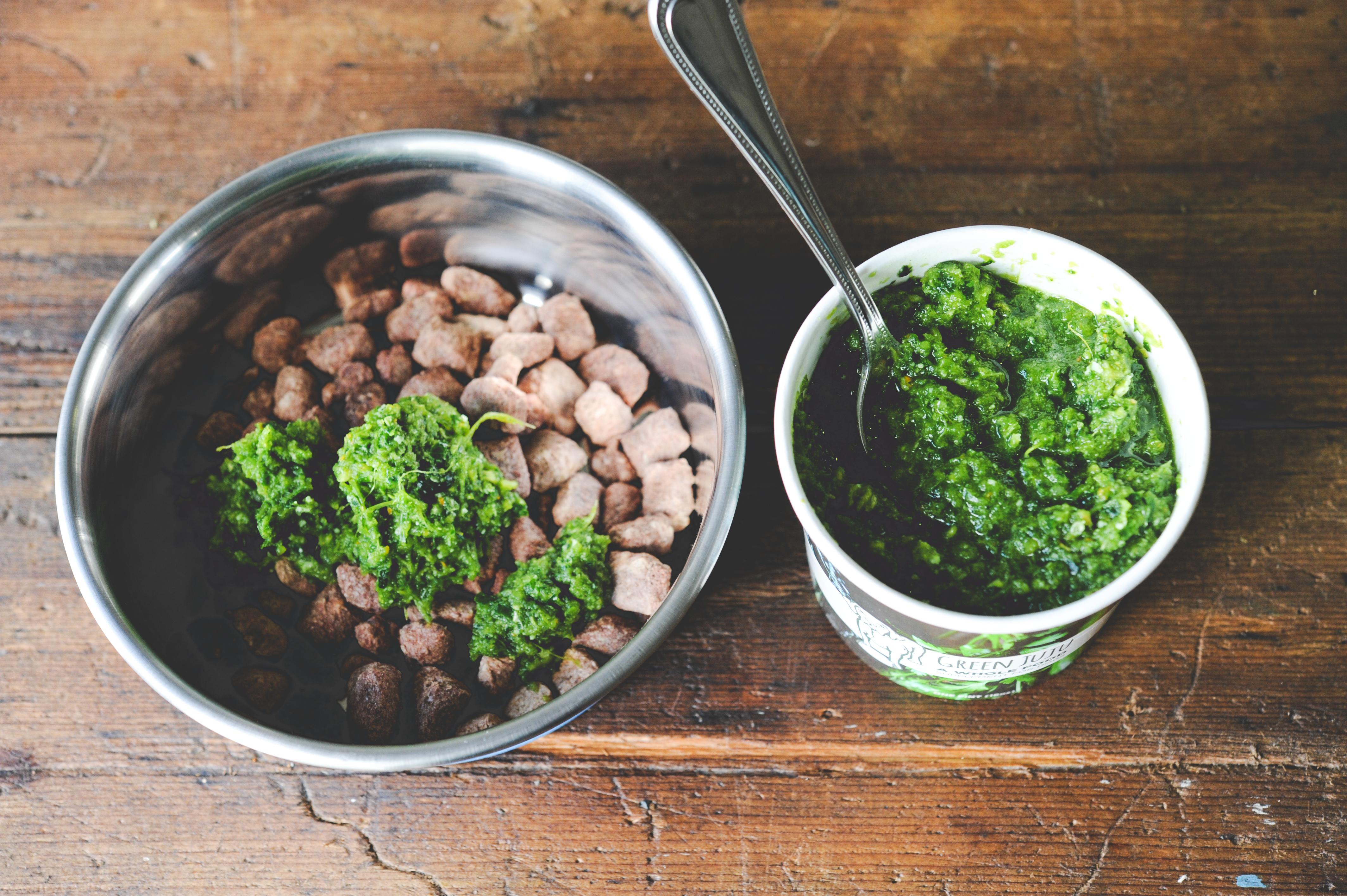 Green Juju True Carnivores