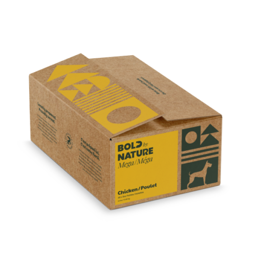 Bold by Nature Mega Chicken