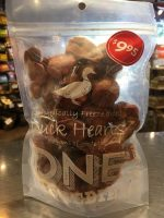 One Ingredient Freeze Dried Duck Hearts