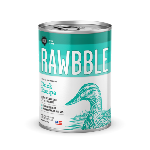 Rawbble Canned Food Recipe