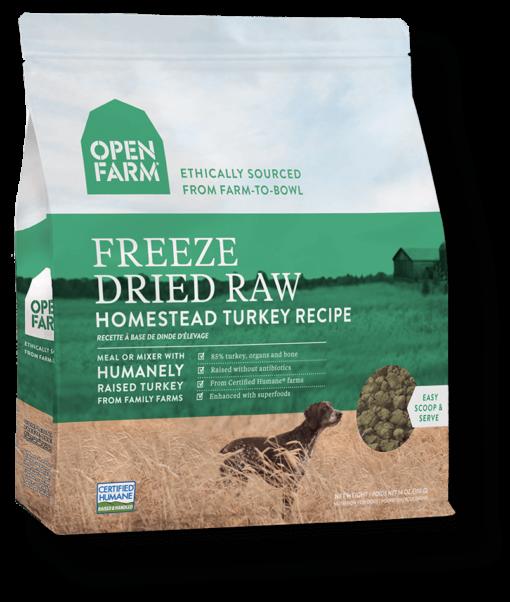 Open Farm Homestead Turkey Recipe