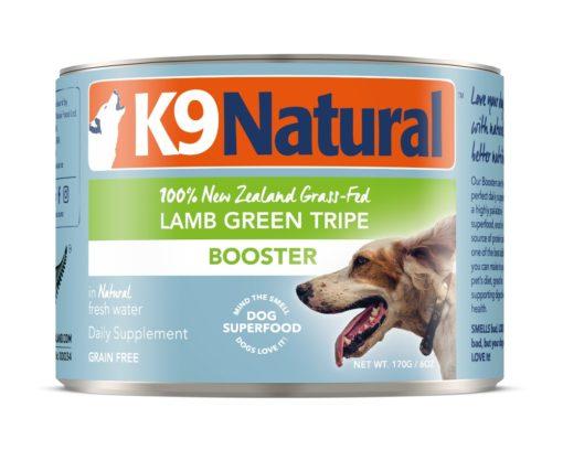 K9 Natural Lamb Green Tripe Canned