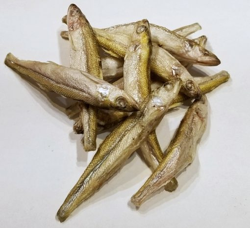 One Ingredient Canadian Lake Smelts 70 Grams