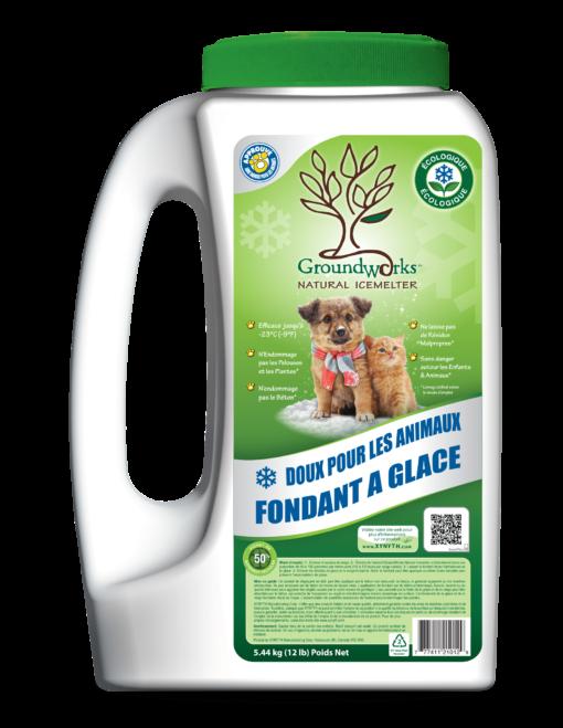 GroundWorks Pet Safe Ice Melt