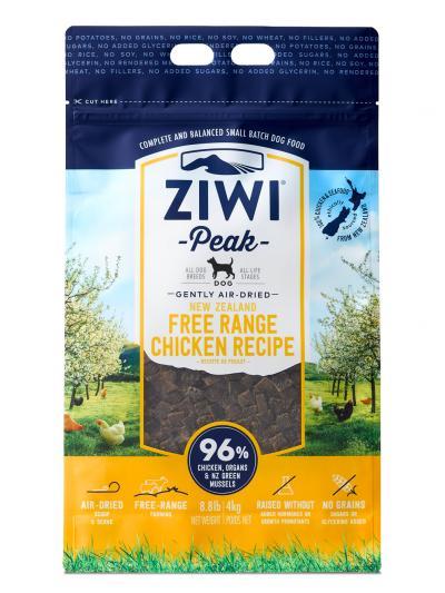 ZiwiPeak Chicken Cuisine