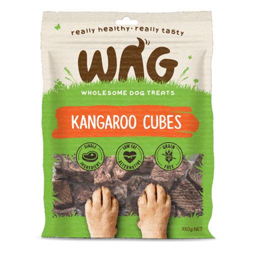 Wag Kangaroo Cubes