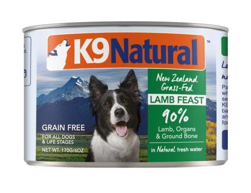K9 Natural Lamb