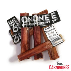 6″ One Ingredient Monster Bully Stick