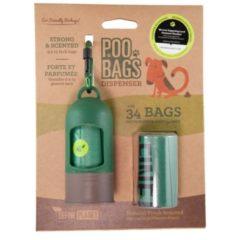 Define Planet Poo Bag Leash Dispenser