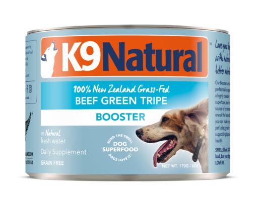 K9 Natural Beef Green Tripe