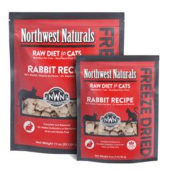 Northwest Naturals Rabbit Recipe