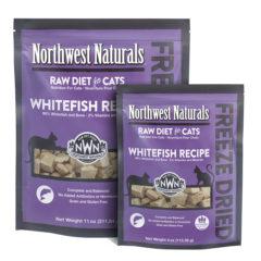 Northwest Naturals WhiteFish Recipe