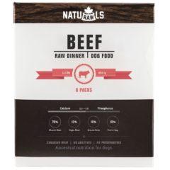 Naturawls Beef Dinner
