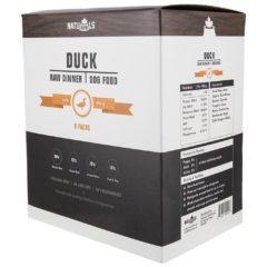 Naturawls Duck Dinner
